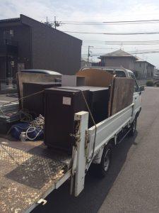 トラック 不用品回収