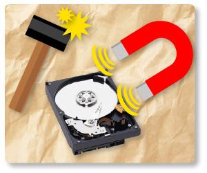 機密データの廃棄サービス